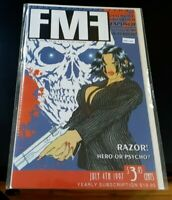 Full Metal Fiction #4 Underworld Expose MATURE High Grade Comic Book RM7-183