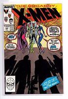 Marvel Comics The Uncanny X-Men #244 NM- 1st App Jubilee Copper Age