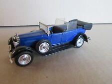 577G Solido 154 Fiat 525 N 1929 Bleu 1:43