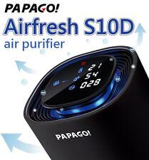 2016 PAPAGO air fresh S10D air purifier Gesture / PM2.5 / Smart alert / Plasma