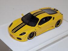 1/43 Davis and Giovanni Ferrari 430 Novitec Rosso  Yellow  VERY RARE GP036