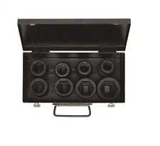 Bahco K8901Z/8, 8 Pieces Socket Set 3/4 in Hexagon Drive - BIG HEAVY DUTY SET