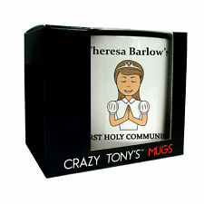 Girls First Holy Communion Gifts, Crazy Tony's, Girls First Holy Communion Mug
