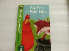 LADYBIRD BOOK READ IT YOURSELF  LEVEL 2 SLY FOX AND RED HEN
