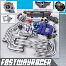 T04E T3 T3/T4 Turbo Kit Manifold Fits Sentra SE-R SPEC-V Altima QR25 QR25DE 2.5