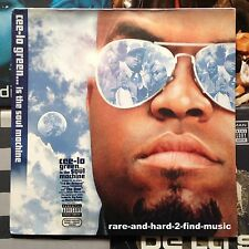 Cee-lo Green... IS THE SOUL MACHINE 2004 Arista Records Double LP New SEALED