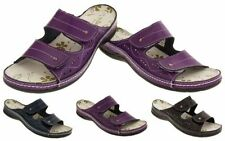 """Women's Wedge Flat (less than 0.5"""") Slip On, Mules Sandals & Beach Shoes"""