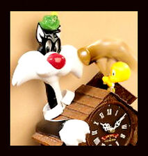 Sylvester & tweety pie Talking Animated  Cuckoo Clock