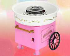 110V/220V Cotton Candy Maker Machine Vintage Retro Carnival Kids Hard Sugar NEW
