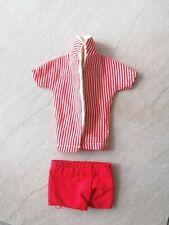 Vintage Barbie Ken Hemd, Shorts, 60er