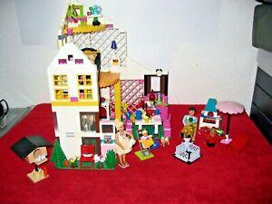 Lego Belville 7586 Traumhaus (10) mit sehr vielem zusätzlichem Zubehörteilen