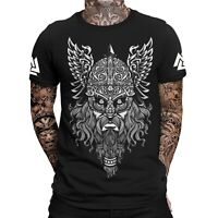 Odin Runen Valknut T-Shirt    Thor   Vikings   Ragnar   Valhalla Rising   Wodan