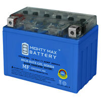 Mighty Max 12V 11.2Ah GEL Battery Replacement for BMW Motorbikes ATV Mower