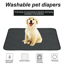Usa Washable Pee Pads for Dogs - Reusable Puppy Pads - Potty Training Dog Mat
