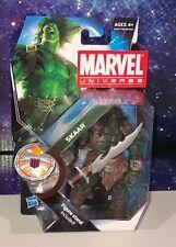 "Marvel Universe 3 3/4"" 3.75"" SKAAR Action Figure Series 3 #16 NEW Son of Hulk"