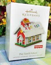 Hallmark Fisher Price School House ornament 2010