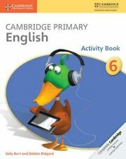 Cambridge Primary English Stage 6 Activity Book (Paperback or Softback)