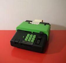 ChiediSconto! OLIVETTI SUMMA 19 Calcolatrice Verde Design Ettore Sottsass 1969