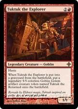 TUKTUK THE EXPLORER Rise of the Eldrazi MTG Red Creature — Goblin RARE