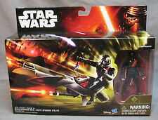 New 2015 Star Wars The Force Awakens Elite Speeder Bike with Stormtrooper