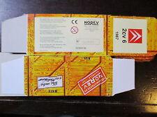 BOITE VIDE NOREV  CITROEN 2CV  6 1984  EMPTY BOX CAJA VACCIA