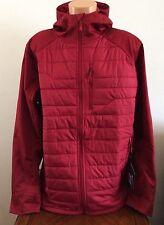Under Armour Men's ColdGear® Infrared Werewolf Hooded Jacket Coat Red Size XL