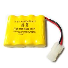4.8V 400mAh Rechargeable Ni-Cd AA Battery Pack With 5559 2P Plug For RC Toys