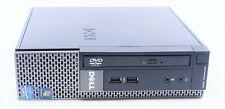 Dell Optiplex 7010 USFF Intel i5-3475S 2.90GHz 4GB DDR3 320GB HDD WIN7COA No OS