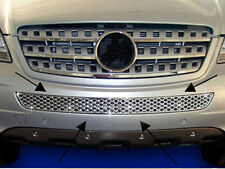Mercedes W164 ML Chrome front bumper grille grill