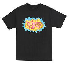 DGK Men's Yo Ghetto Ghetto Short Sleeve T Shirt