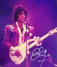 Prince Autographed Signed 8x10 Photo REPRINT ,