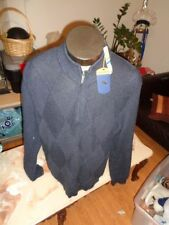 Tommy Bahama Regular Size XL 1/2 Zip Sweaters for Men's