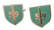 59 Commando Royal Engineers Regimental Military Cufflinks