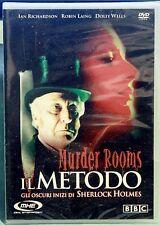 MURDER ROOMS IL METODO - DVD SIGILLATO N.00904