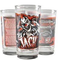 Universal Halloween Horror Nights 2020 Icon Jack Collectible Glass 30 Years