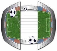 Folat 26210 Fußball Stadion 8 Einladungskarten mit Umschlägen Geburtstag