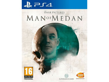 PS4 The Dark Pictures Anthology : Man of Medan