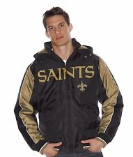 New G-III Sports Men's NFL Rover New Orleans Jacket Style Number RJ578