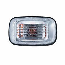 Clear Lens Front Fender LED Side Marker Lights For Toyota Hilux 2WD 4WD Surf 130