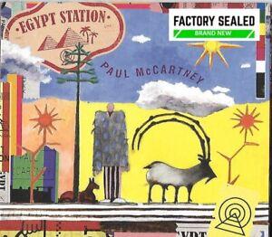 Paul McCartney – Egypt Station CD Digipak NEW