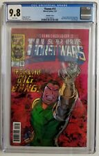 THANOS 13 LENTICULAR 3D CGC 9.8 1ST COSMIC GHOST RIDER APPEARANCE WARS AVENGERS