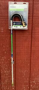 "Bernzomatic JT850 Handheld Outdoor Torch Head Piezo Igniter Propane 36"" Reach"