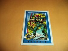 Skymate # 122 - GI Joe Series 1 Impel Hasbro 1991 Base Trading Card