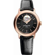 RAYMOND WEIL Maestro Automatic Black Dial Men Watch 2827PC520001