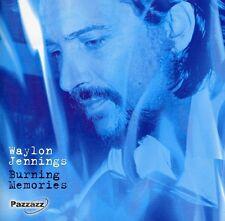 Waylon Jennings - Burning [New CD]