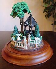 1988 The Franklin Mint Princess Victoria's Dream Garden by Barry Shiraishi