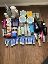 Mixed Makeup Lot High End Skin care Haircare full size travel Samples 50+ Pieces