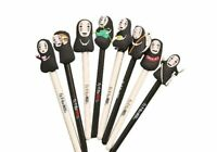 Spirited Away Anime Kaonashi No Face Pen 5pc