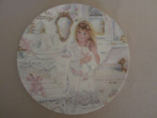 Blessed Are The Pure In Heart collector plate Corinne Layton Small Blessings #5