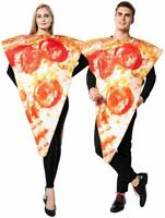 Unisex Men Women Food Pizza Costume Fancy Dress Halloween Party Funny Outfits